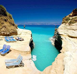 Top Ten Best Beaches In Greece