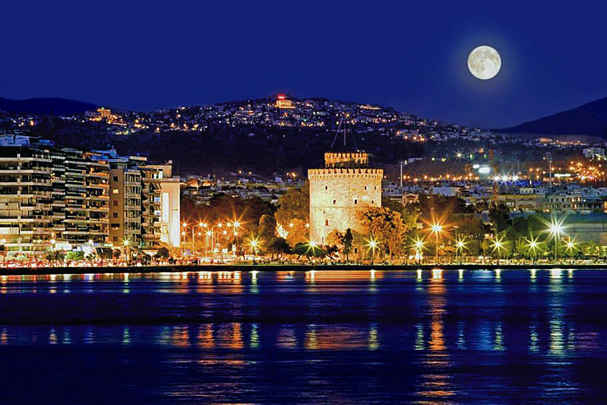 Thessaloniki Weekend Breaks Enjoy The Capital Of The