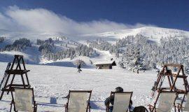 ski resorts in greece