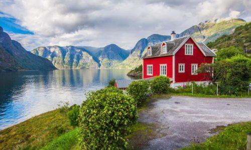 sognefjord ΝΟΡΒΙΓΙΑ
